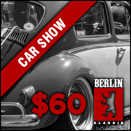 Car Show/ Exhibition - Berlin Klassik