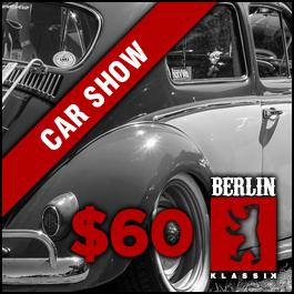Car Show/ Exhibition - Berlin Klassik