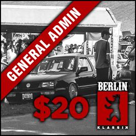 General Admission - Berlin Klassik