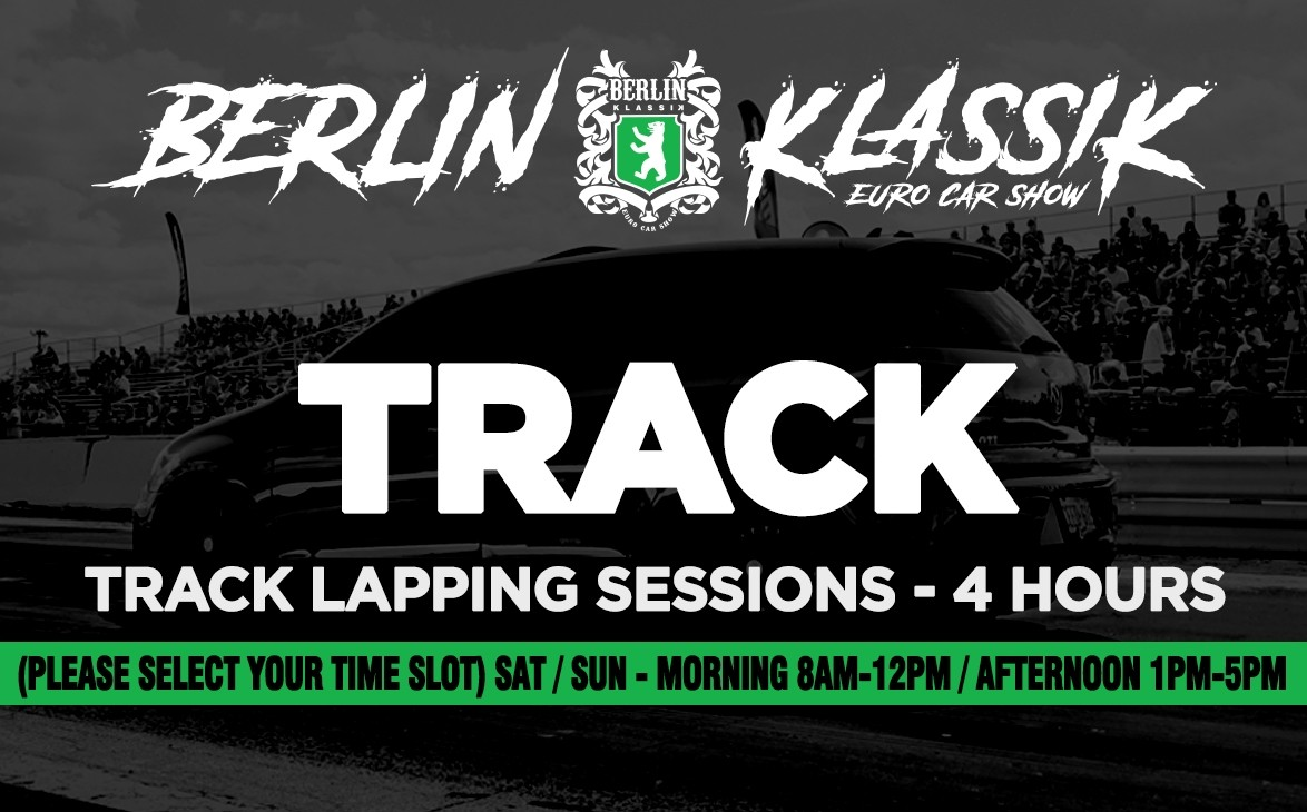 TRACK 4HRS OPEN LAPPING